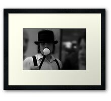 Clockwork 2 Framed Print
