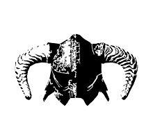Dovahkiin's Helmet by AsbrinfitzTv