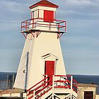 Fort Amherst Lighthouse by Leslie van de Ligt