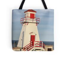 Fort Amherst Lighthouse Tote Bag