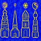 Same goal diffrent religions by patjila