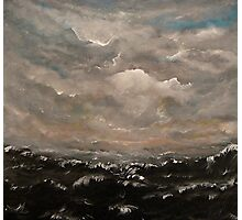 The Cruel Sea (Acrylic) Photographic Print