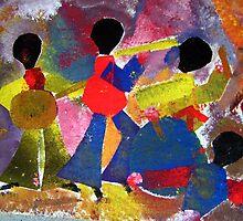 Performing musicians by patjila