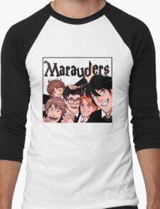 Marauders! Men's Baseball ¾ T-Shirt