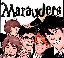 Marauders! by RSinQ
