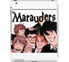 Marauders! iPad Case/Skin