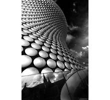BullRing - Selfridges v2.0 BW Photographic Print
