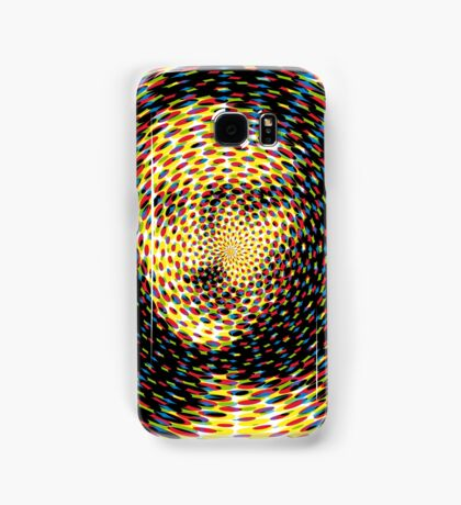 Psychedelic Mona Lisa Samsung Galaxy Case/Skin