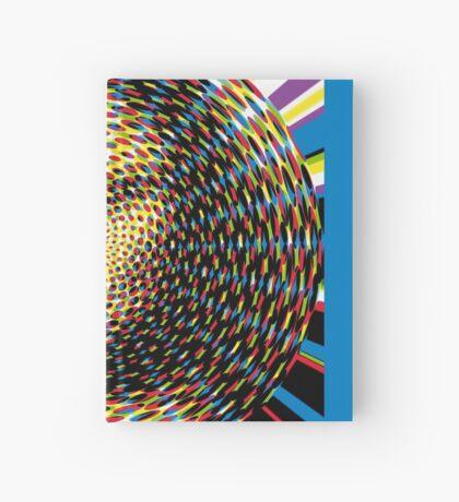 Psychedelic Mona Lisa Hardcover Journal