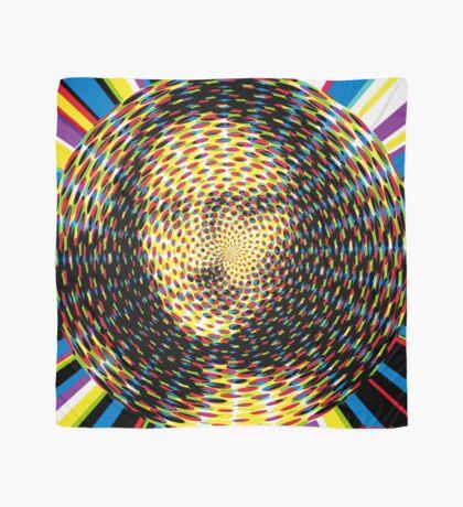 Psychedelic Mona Lisa Scarf