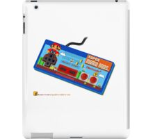 Super Mario NES iPad Case/Skin