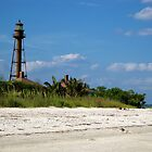 Sanibel Lighthouse by DCphotographs