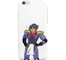 Jotaro as Star Platinum iPhone Case/Skin