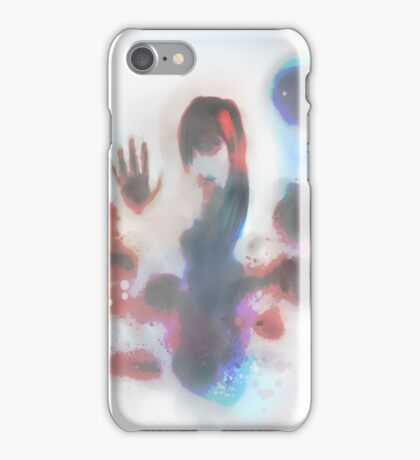 touch the screen iPhone Case/Skin