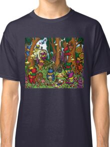 Grateful Dead Dancing Bears - Teddy Bear Picnic Classic T-Shirt