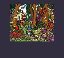 Grateful Dead Dancing Bears - Teddy Bear Picnic T-Shirt