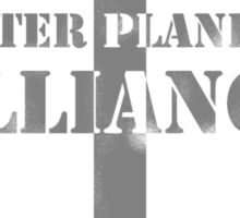 Outer Planets Alliance - Industrial Version Sticker