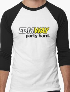 EDMWAY (special edition) Men's Baseball ¾ T-Shirt
