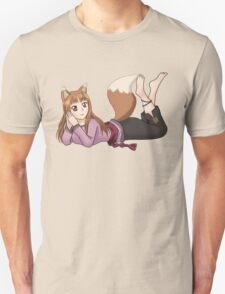 Holo the Wise Wolf Unisex T-Shirt