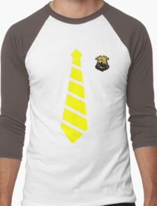 hufflepuff Men's Baseball ¾ T-Shirt