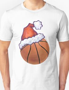 Basketball Christmas Unisex T-Shirt