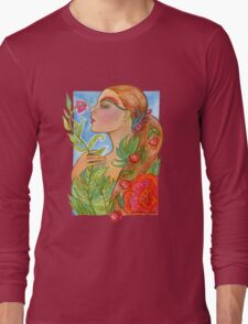 Summer's Last Garden Long Sleeve T-Shirt
