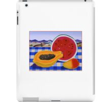 Mexican fruit iPad Case/Skin