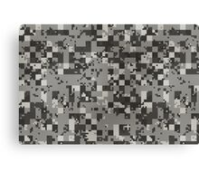 Cube Camo - Full  Canvas Print
