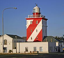 Lighthouse at greenpoint,capetown by jozi1
