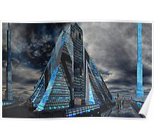 Realities - The Great Pyramid Poster