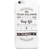 TSM Typography iPhone Case/Skin