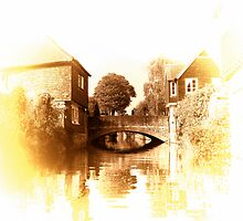 The River Stour  by larry flewers