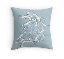 Weather Report Throw Pillow