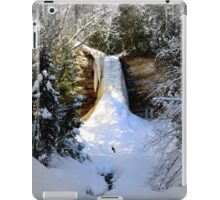 Munising Falls iPad Case/Skin