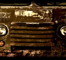 Old Rusty by Michele Simon