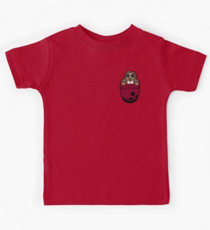 Pocket Dude (01) Kids Tee