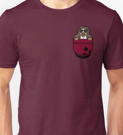 Pocket Dude (01) Unisex T-Shirt