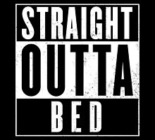 Straight Outta Bed by arialite