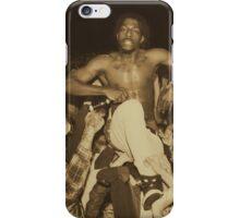 Meechy's renown - Flatbush Zombies iPhone Case/Skin