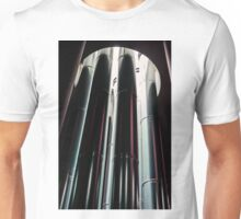 Natural Light Shaft, Cantina Salcheto, Montepulciano, Tuscany, Italy Unisex T-Shirt