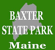 Baxter State Park Maine Pride by KWJphotoart