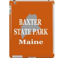 Baxter State Park Maine Pride iPad Case/Skin