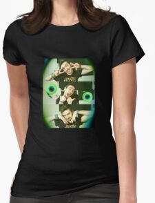 Jacksepticeye! Womens Fitted T-Shirt