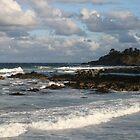 Narooma's Rocky Coastline by aussiebushstick
