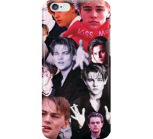 90s dreamboat iPhone Case/Skin
