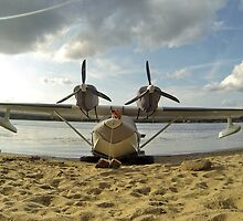 Flying boat by mrivserg