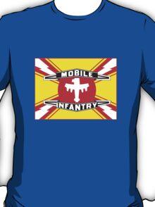 Mobile Infantry Flag T-Shirt