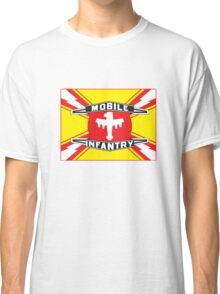 Mobile Infantry Flag Classic T-Shirt