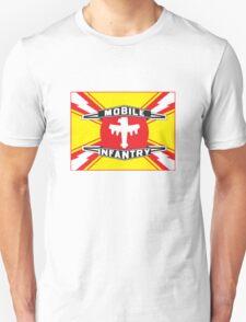 Mobile Infantry Flag Unisex T-Shirt