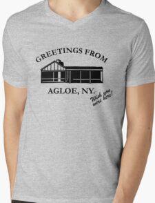 Agloe shirt – Paper Towns, general store, Margo Mens V-Neck T-Shirt